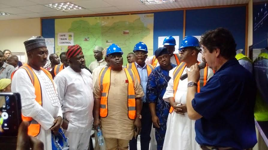 Senator Ashafa Restates Commitment To Completion Of Lagos-Kano Rail