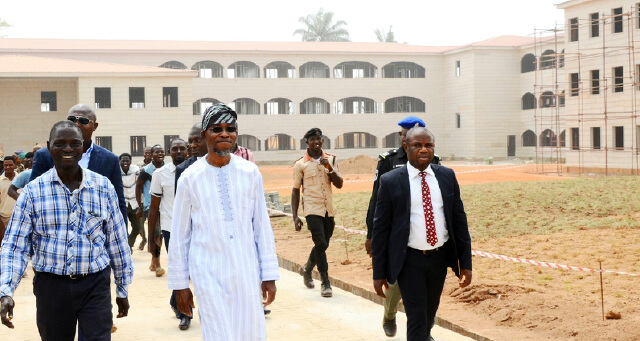 Former Attorney-General Commends Aregbesola On Massive Infrastructural Development In Osun