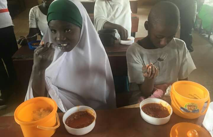 Like Osun, Like Kaduna: How School Feeding Programme Helps The Poor, Returns Kids To Schools
