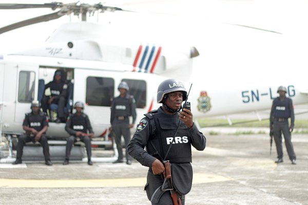 Lagos RSS Helicopter Located Bristow Helicopter Crash Site