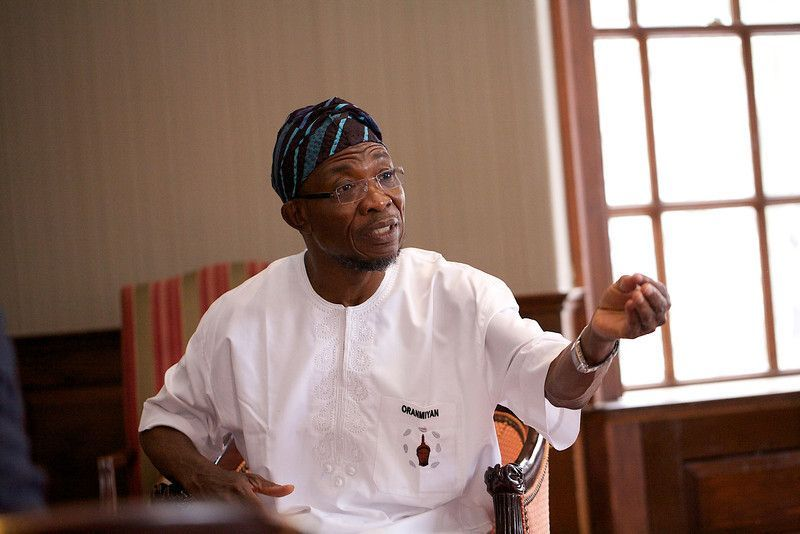 Breaking News: Aregbesola To Name Cabinet