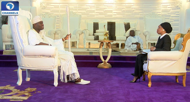 Nigeria Beyond Oil: Ooni Of Ife Says Ife's Gold Needs Exploration