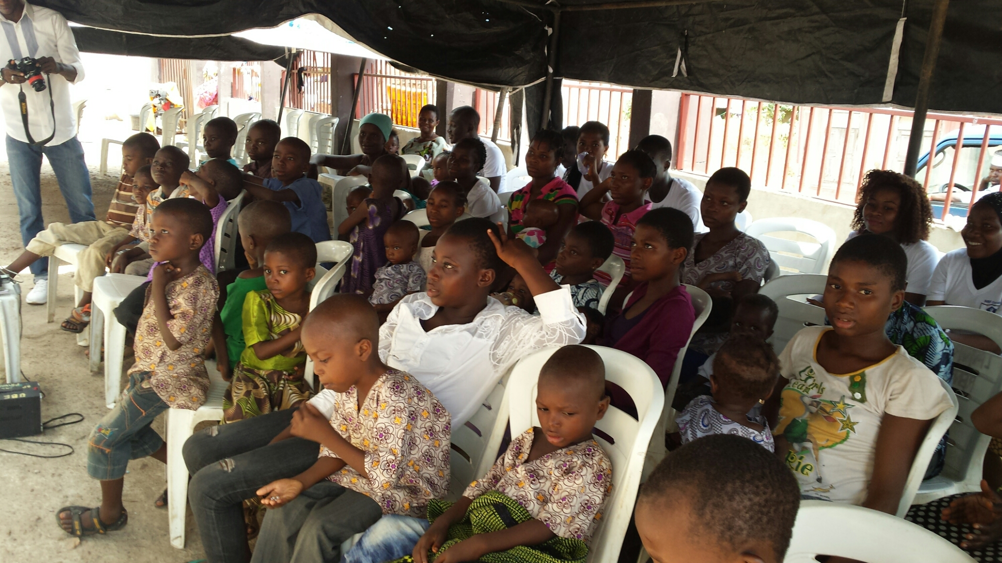 Osun Government Supports 250 Orphans And Vulnerable Children