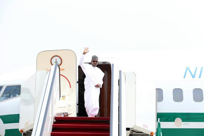 Buhari Goes To London On Vacation, To See Doctors For Infection