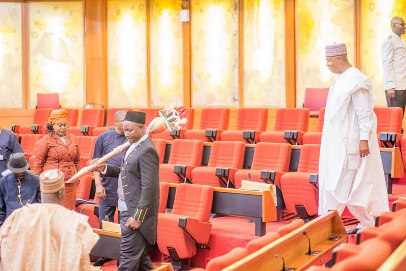 Senator Blasts Colleagues For Seeking Control Of CCB,CCT