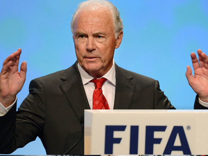 FIFA Investigates Beckenbauer Over 2006 World Cup