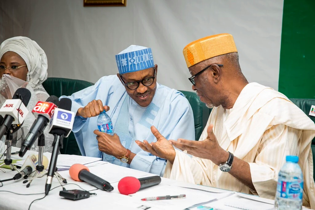 """APC Convention: Oyegun Eligible To Re-Contest Only If…………."""