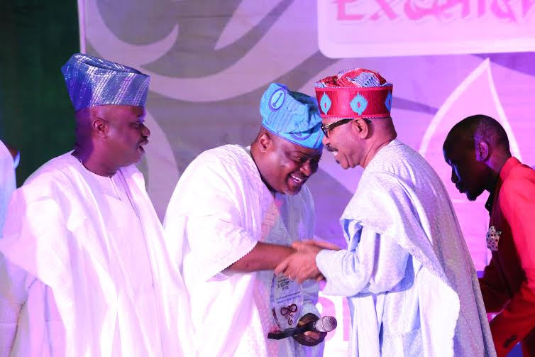 Photonews: Lagos Assembly Wins Most Outstanding State Assembly Award