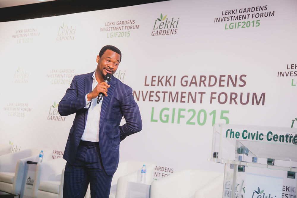 Building Collapse: Lekki Gardens MD Richard Nyong, Detained In Panti Police Station