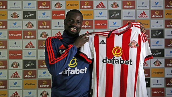 Sunderland Set To Terminate Eboue's Contract Over FIFA Ban