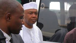 Saraki In Fresh Move Against CCB Trial