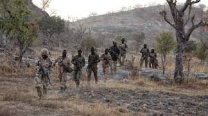 Troops Foil Suicide Bomb Attempt On IDP Camp