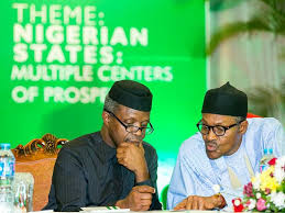 Presidents Buhari And Osinbajo: Body Language As State Policy, By Emoruwa Adewunmi
