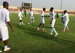 Salisu Calls Omoyele, Ashadi, Nwakali, 20 Others For Friendly With Atletico
