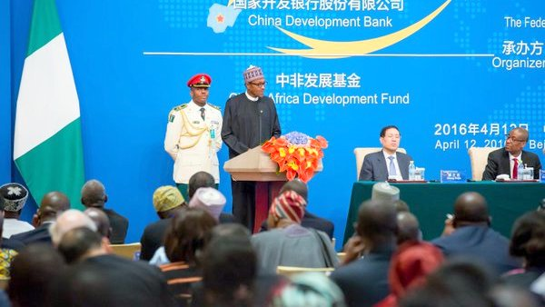 Buhari Blames International Community For Stolen Funds