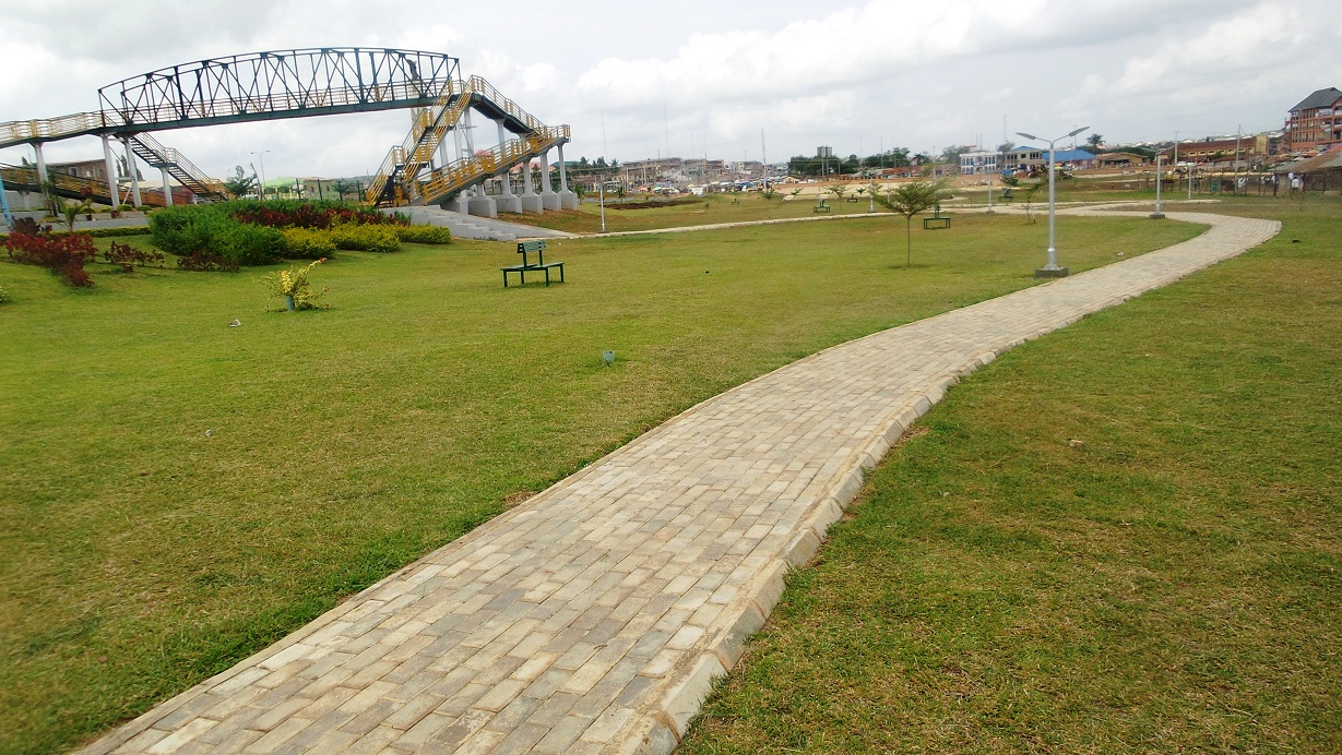 Atewogbeja: The Story Of Osun's Emerging Beautiful Landscape, By Kunle Owolabi