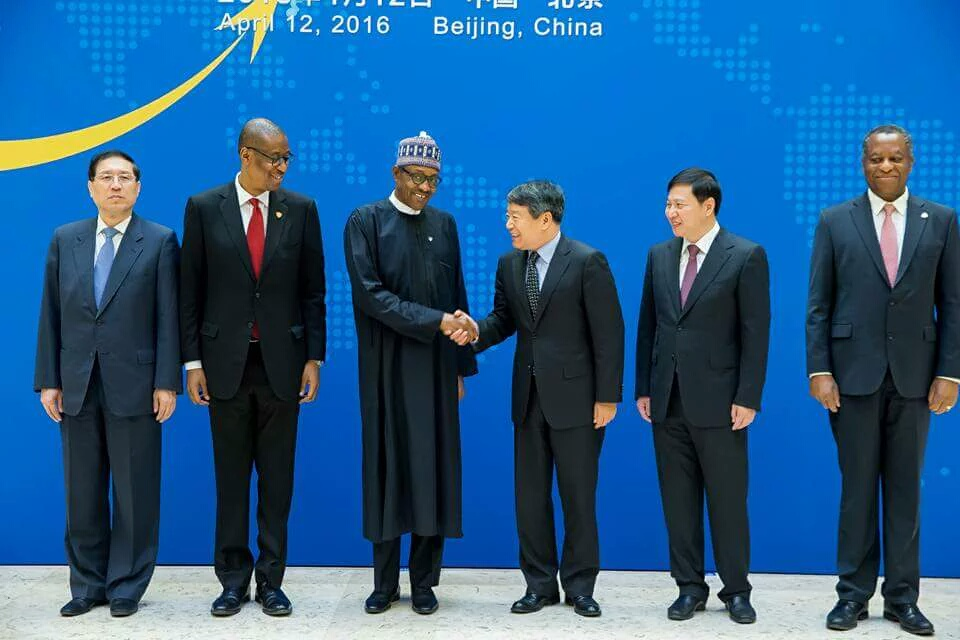 Large Trade Imbalance Between Nigeria And China Must Be Reduced