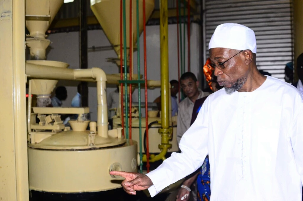 Life Returns To Ede Cocoa Processing Plant, With Osun Set To Become Hub Of Cocoa Production