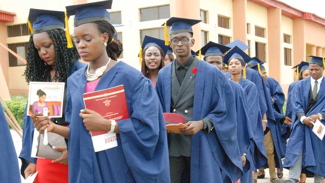 Kings Varsity Commences Operation, As 120 Students Get Scholarship