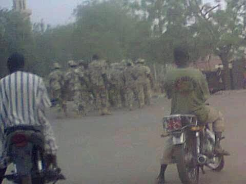 Nigeria Soldiers Prevents Shiites From Worshipping In Kastina and Kebbi States