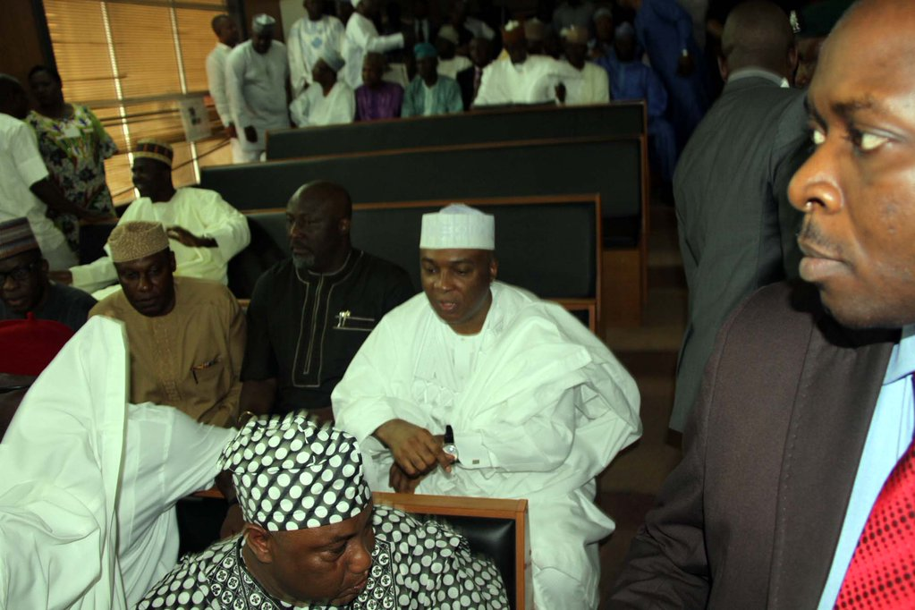 "CCT Judge Adjourns Saraki's Trial Till January To Attend To ""Other Important Things"""
