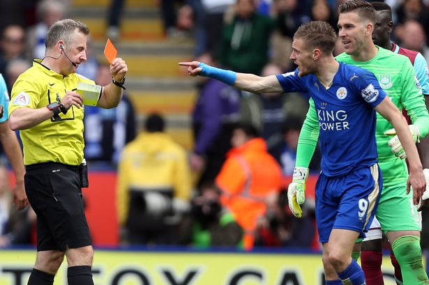 Vardy To Miss Manchester United Game