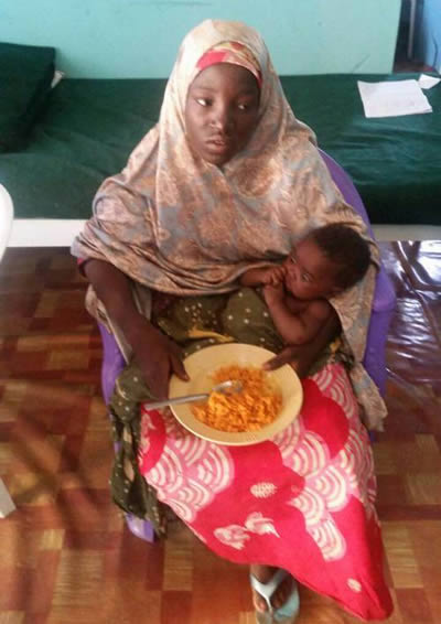 Chibok Girl Found, Says Six Of Them Are Dead