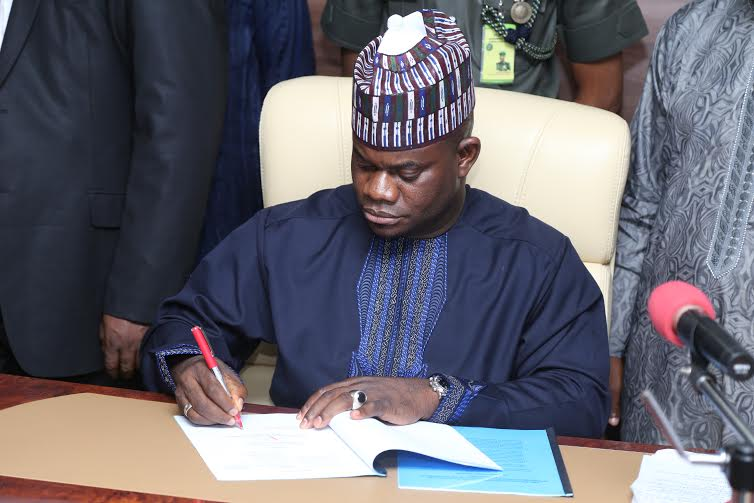 Bello Assures Igbos Of Their Security In Kogi