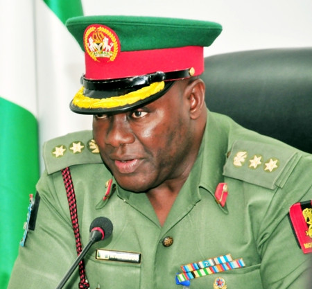 Military Vows To Deal Decisively With Niger Delta Militants