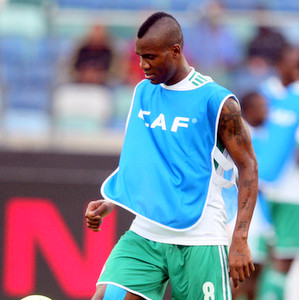 Ideye Talks Tough Ahead Of World Cup Qualifiers