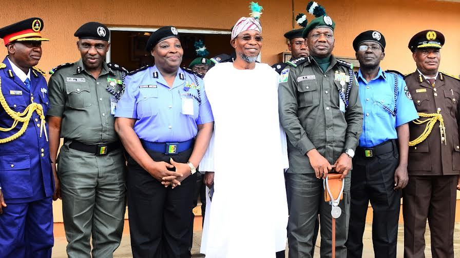 Aregbesola Tasks Police On Community Relations
