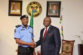 Ambode Restates Commitment To Ridding Lagos Of Criminals