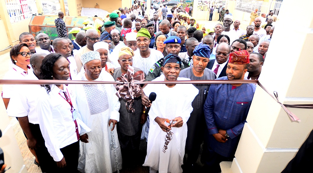 Aregbesola Launches Job Centre For Youth Employment In Osun
