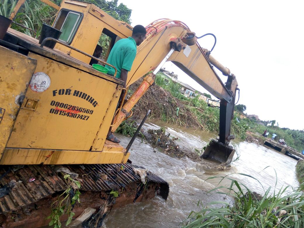 Osun Deploys Resources To Tackle Flooding