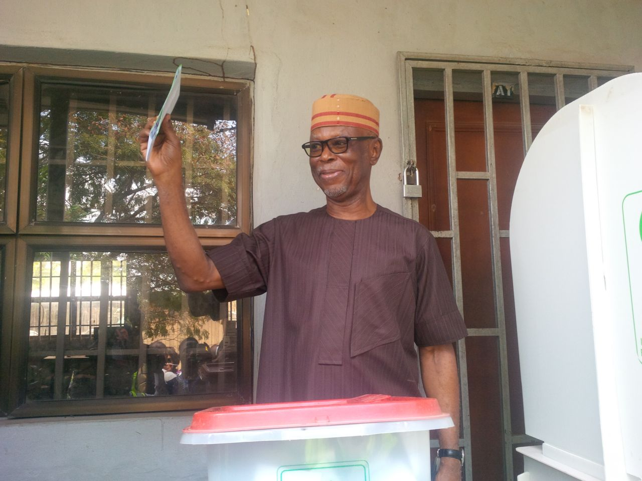Oyegun And The Abuja Disease By Louis Odion