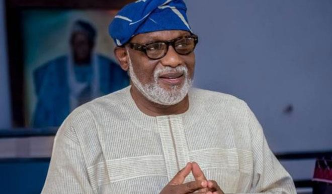 INEC Confirms Akeredolu As APC Ondo Guber Candidate
