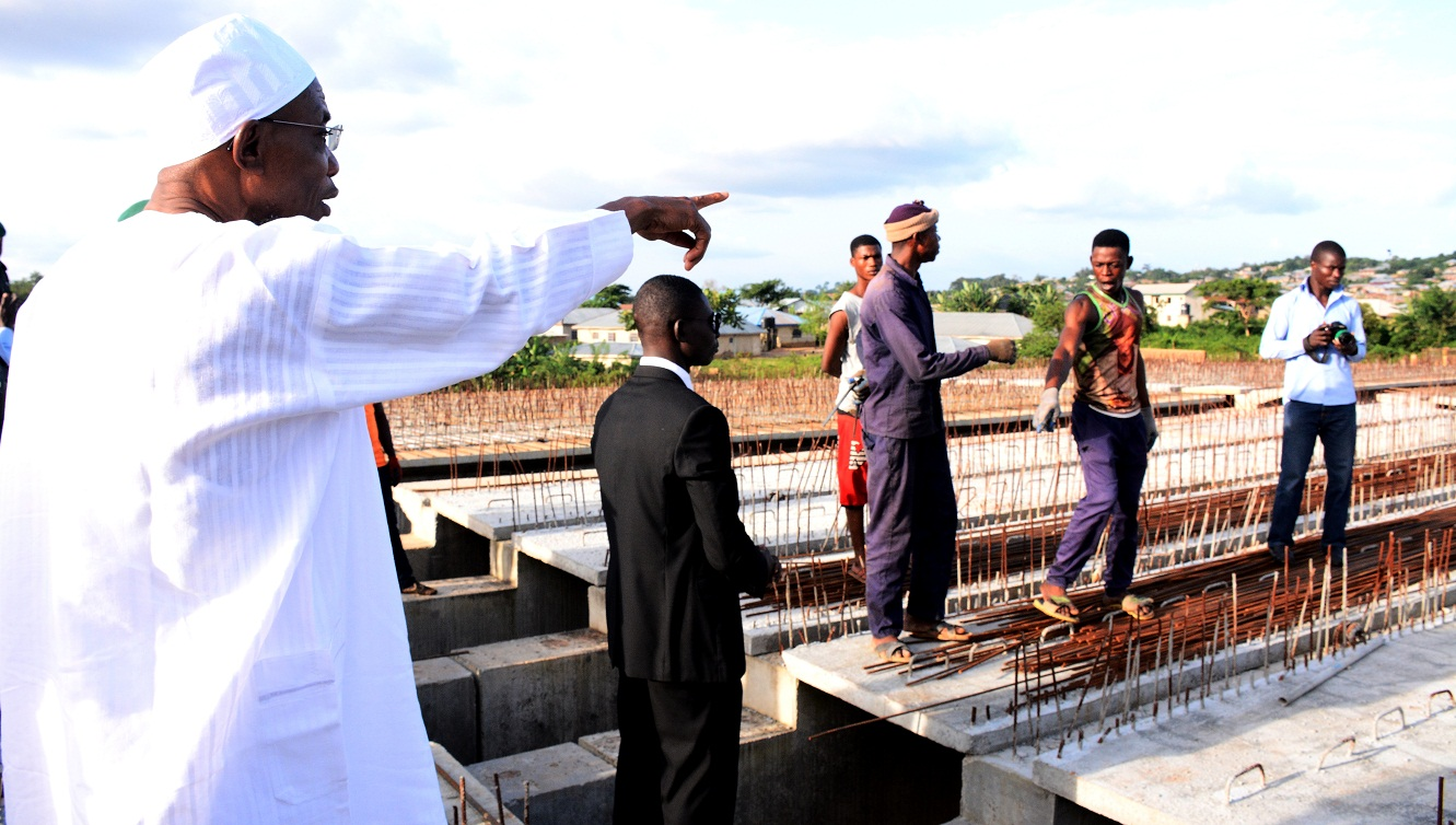 Civil Engineers Laud Aregbesola On Infrastructural Development