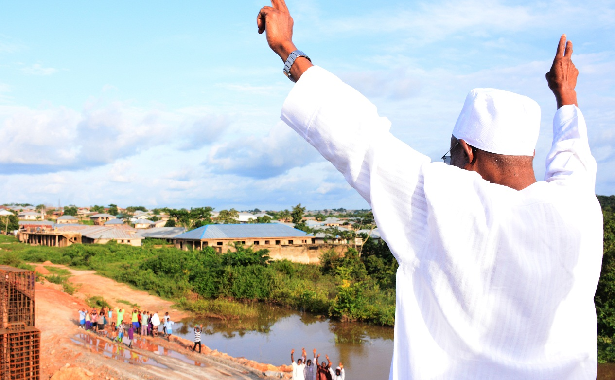 "Aregbesola Thanks Edo Electorate For Not ""Changing The Change"""