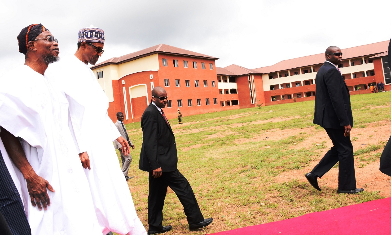 Buhari Restates Commitment To Revitalize Education Sector, Commends Aregbesola For Setting Pace