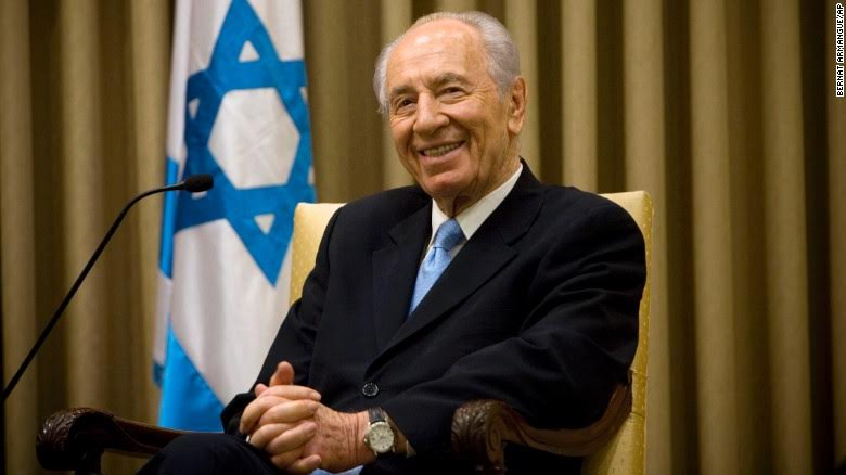 Israel, World Leaders Mourn the Demise of Shimon Peres