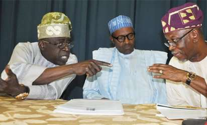 Tinubu Lashes Out, Says APC National Chairman Must Go