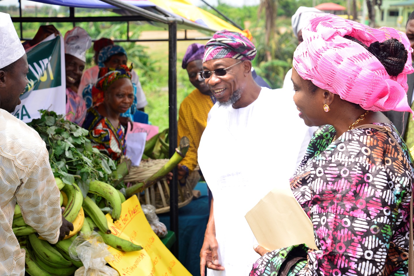 Photonews: Aregbesola At The Community And Social Development Fair