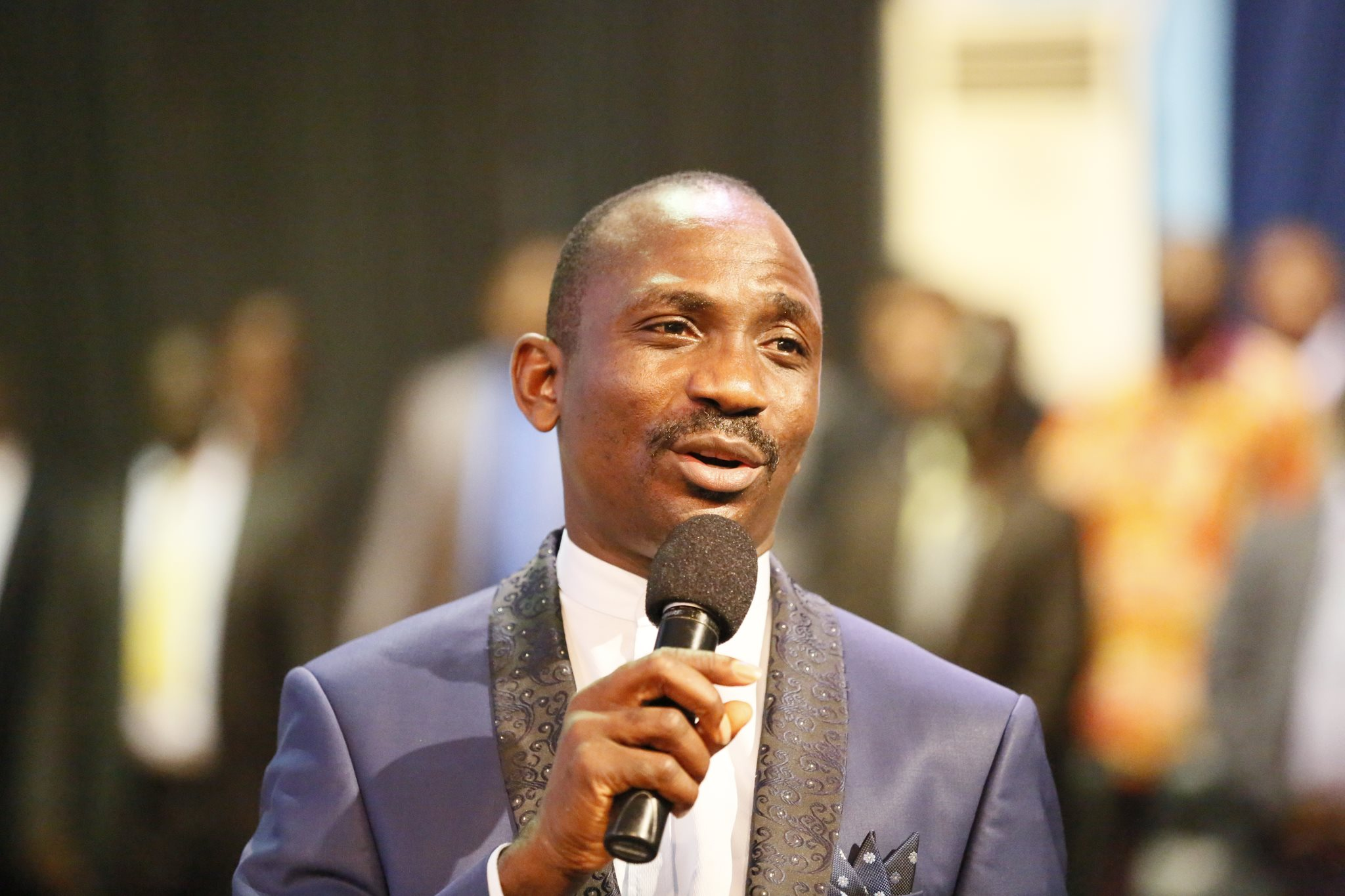 No Devil Can Stop Me From Preaching In Public, Paul Enenche Dares Nasir Elrufai