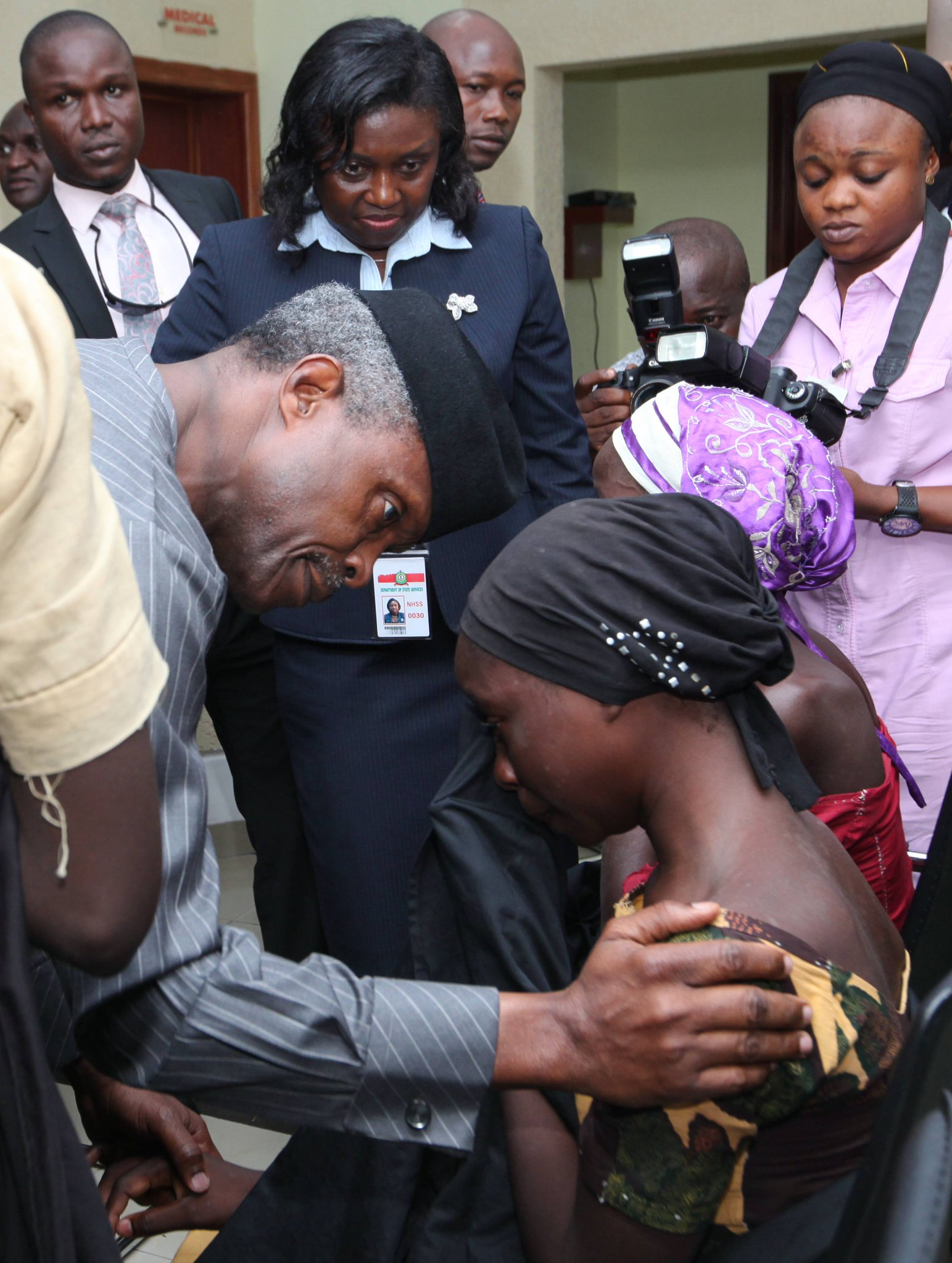 Names, Photos Of 21 Chibok School Girls Released By Boko Haram