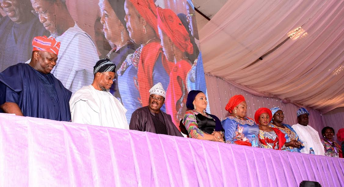 Our Women, Our Treasure, By Ogbeni Rauf Aregbesola