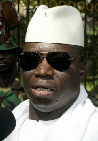 Gambia's Jammeh Finally Steps Down