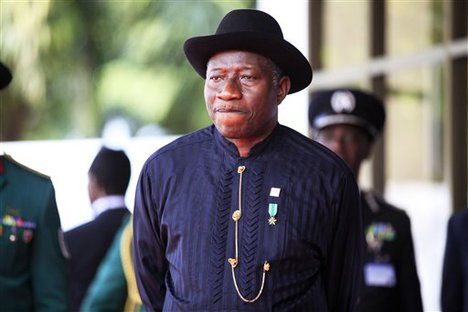 UN Commends Jonathan For Promoting Peace In Africa