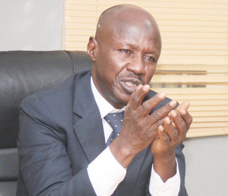President Muhammadu Buhari to React Appropriately on Magu's Rejection