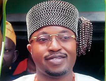 Salinsile Congratulates Oluwo of Iwo At 50
