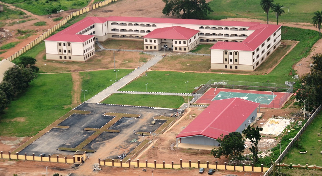 School Infrastructure Upgrade In Osun, By Isaac Olusesi